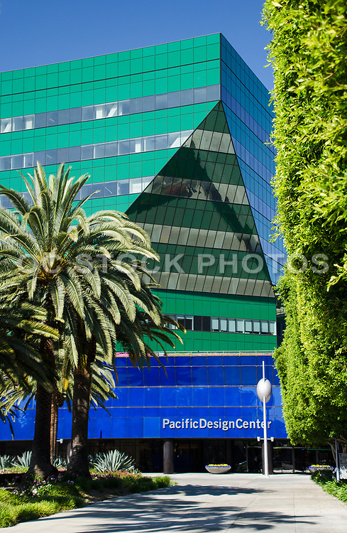 Center Green at The Pacific Design Center