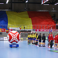 Rumania - Russia,2015 IHF WOMEN HANDBALL WORLD CHAMPIONSHIP