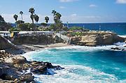 La Jolla Cove Beach San Diego County