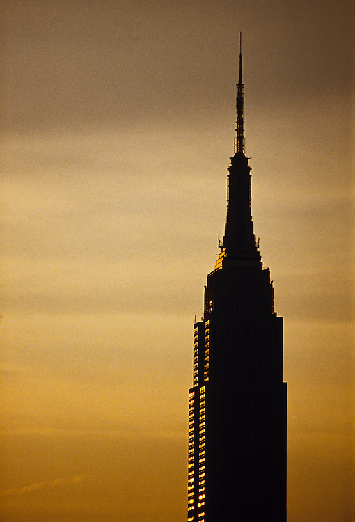 Empire State Building. NYC, New York