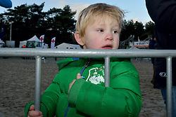 31-12-2014 NED: Rabobank Sylvestercross, Soest<br /> Support Timme, BvdGF