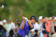 Justin Rose during the World Golf Championship Cadillac Championship on the TPC Blue Monster Course at Doral Golf Resort And Spa on March 11, 2012 in Doral, Fla. ..©2012 Scott A. Miller..