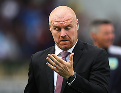 Burnley manager Sean Dyche before the match - Mandatory by-line: Jack Phillips/JMP - 19/08/2017 - FOOTBALL - Turf Moor - Burnley, England - Burnley v West Bromwich Albion - Premier League