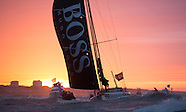 Alex Thomson Hugo Boss - Vendee Globe Finish