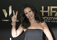 California 20th Hollywood Film Awards - 6 Nov 2016