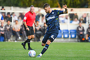 Leeds United midfielder Mateusz Klich (6) during the Pre-Season Friendly match between Guiseley  and Leeds United at Nethermoor Park, Guiseley, United Kingdom on 11 July 2019.