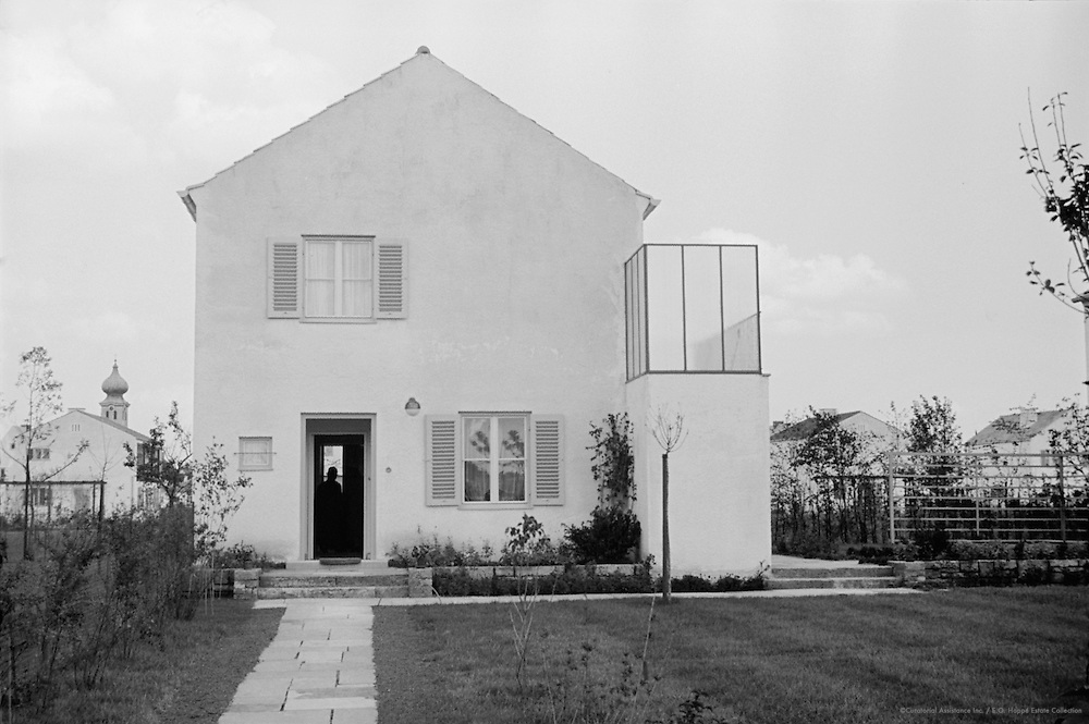 Housing Exhibition in Munich, 1934