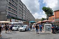 Roma 31 Agosto 2014<br /> Il mercato di Porta Portese Via Angelo Bargoni.