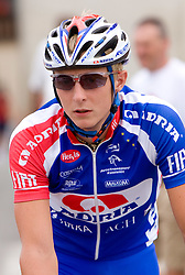 Marko Kump at Slovenian National Championships in Road cycling, 178 km, on June 28 2009, in Mirna Pec, Slovenia. (Photo by Vid Ponikvar / Sportida)