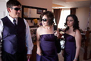 Christopher and Kemle's wedding photographer Rio Rancho New Mexico at Tamaya Resort on June 18, 2010.