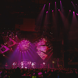 Liberty. The Grateful Dead live in concert at the Nassau Coliseum, Uniondale NY, 4 April 1993.
