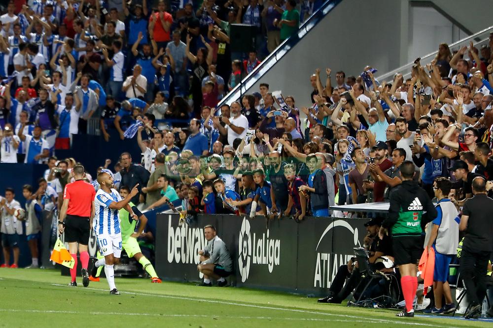 صور مباراة : ليغانيس - برشلونة 2-1 ( 26-09-2018 ) 20180926-zaa-a181-080