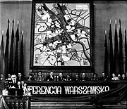 Communist Party conference in Warsaw on July 3, 1949