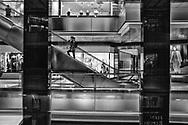 Time Warner Center, New York City.