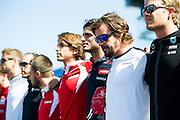 September 3-5, 2015 - Italian Grand Prix at Monza: Fernando Alonso (SPA), McLaren Honda