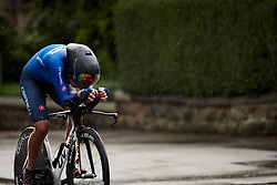 Vittoria Bussi (ITA) at UCI Road World Championships 2019 Elite Women's TT a 30.3 km individual time trial from Ripon to Harrogate, United Kingdom on September 24, 2019. Photo by Sean Robinson/velofocus.com