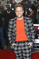 Olly Murs, Johnny English Strikes Again - Special screening, Curzon Mayfair, London, UK, 03 October 2018, Photo by Richard Goldschmidt