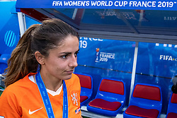 07-07-2019 FRA: Final USA - Netherlands, Lyon<br /> FIFA Women's World Cup France final match between United States of America and Netherlands at Parc Olympique Lyonnais. USA won 2-0 / Daniëlle van de Donk #10 of the Netherlands