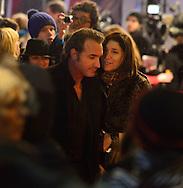 &copy;www.agencepeps.be/ F.Andrieu- A Rolland - France - Paris -<br /> 20140212 - Avant premi&egrave;re &quot;The Monuments Men&quot; UGC Normandie &agrave; Paris en pr&eacute;sence de Georges Clooney, Matt Damon, Bill Muray, John Goodman, Bob Balaban.<br /> Pics: Jean Dujardin