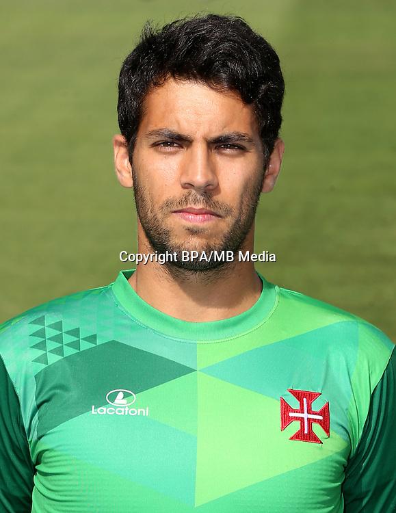 Portugal - Primera Liga NOS 2016-2017 /  <br /> ( CF Os Belenenses ) - <br /> Hugo Ventura Ferreira Moura