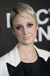 November 17, 2016 - New York, NY, USA - November 17, 2016  New York City..Andrea Riseborough attending the 'Nocturnal Animals' premiere at The Paris Theatre on November 17, 2016 in New York City. (Credit Image: © Callahan/Ace Pictures via ZUMA Press)