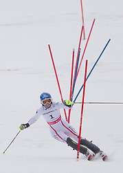 19-02-2011 SKIEN: FIS ALPINE WORLD CHAMPIONSSHIP: GARMISCH PARTENKIRCHEN<br /> Gold Medal and World Champion Marlies Schild (AUT) during Giant Slalom<br /> **NETHERLANDS ONLY**<br /> ©2011-WWW.FOTOHOOGENDOORN.NL/EXPA/ J. Groder