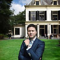 Nederland, Driebergen , 20 juli 2012..Succesvolle Allochtone jongeren..Farouk El Kodady, director Baak business Academy...Foto:Jean-Pierre Jans