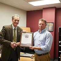 2017 UWL Veterans Award
