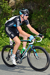 07.07.2011, AUT, 63. OESTERREICH RUNDFAHRT, 5. ETAPPE, ST. JOHANN-SCHLADMING, im Bild Etappensieger Ian Stannard, (GBR, Sky Procycling) // during the 63rd Tour of Austria, Stage 5, 2011/07/07, EXPA Pictures © 2011, PhotoCredit: EXPA/ S. Zangrando