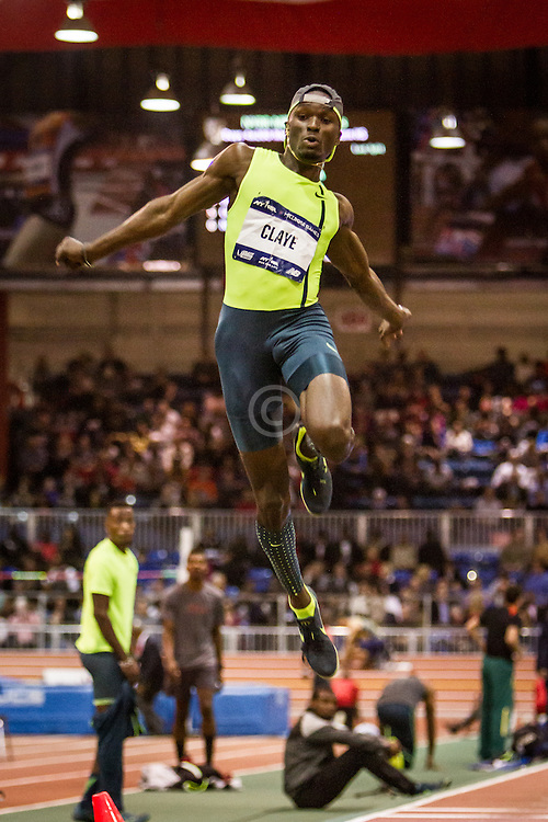 The 108th Millrose Games Track & Field: