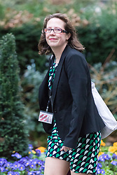 Downing Street, London, February 21st 2017. Lord Privy Seal and Leader of the House of Lords Baroness Natalie Evans  attends the weekly cabinet meeting at 10 Downing Street in London.