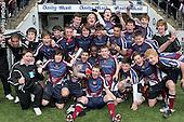 Daily Mail Schools U15 Vase Final. Langley Park v Calday Grange. 2-4-08