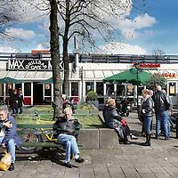 Nederland, Amsterdam , 14 april 2012..Mosveld in Amsterdam Noord afgelopen zaterdag..Foto:Jean-Pierre Jans