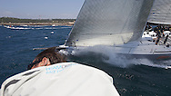 PORTUGAL, Cascais, AUDI MedCup, 16th May 2010,  Portugal Trophy, on board TP52 TEAMORIGIN