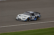 Jun 18; 2005; Brooklyn, MI; Ryan Newman in the alltel Dodoge captured the pole position for the Batman Begins 400 by setting an Michigan International Speedway track record speed.