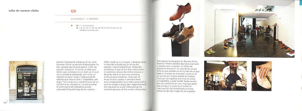 Cool Barcelona; a non-standard guide (Ed. Poligrafa & Ajuntament de Barcelona)