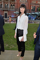 ERIN O'CONNOR at the V&A Summer Party in association with Harrod's held at The V&A Museum, London on 22nd June 2016.