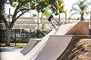 Skate Park at Rosemead Park