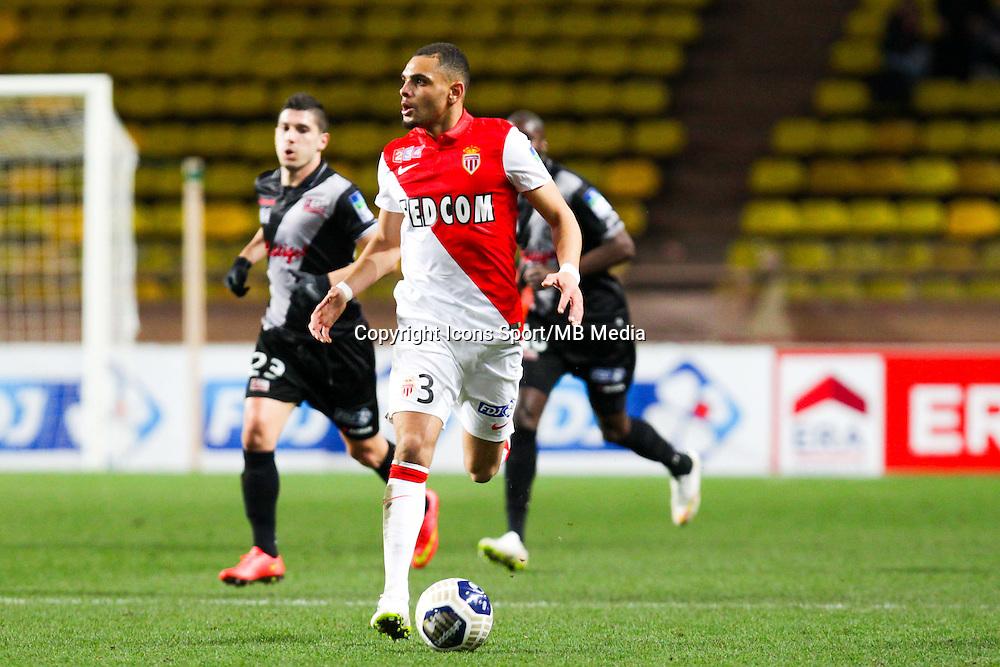 Layvin KURZAWA  - 14.01.2015 - Monaco / Guingamp - 1/4Finale Coupe de la Ligue<br /> Photo : Jean Christophe Magnenet / Icon Sport