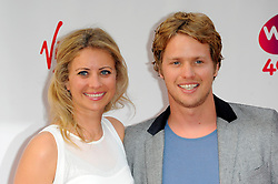 Wimbledon Party<br /> Holly & Sam Branson attends the annual pre-Wimbledon party at Kensington Roof Gardens,<br /> London, United Kingdom<br /> Thursday, 20th June 2013<br /> Picture by Chris  Joseph / i-Images