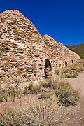 Wildrose Charcoal Kilns, Death Valley National Park. California