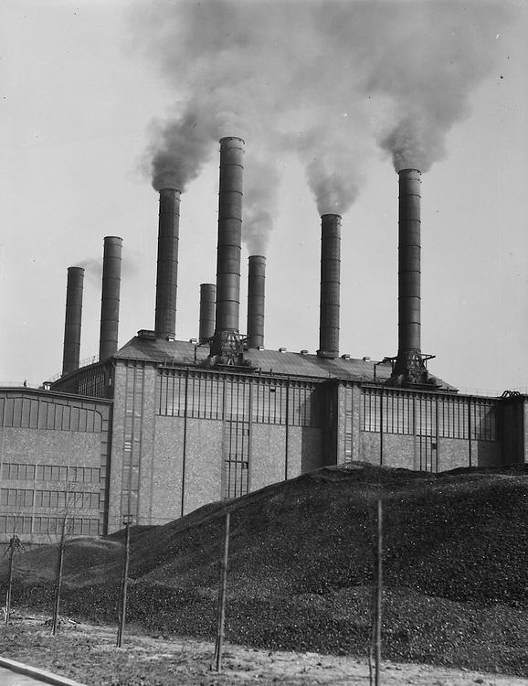 Klingenberg, Kraftwerk