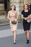 02.JUNE.2011. LONDON<br /> <br /> CLAIRE FORLANI AT THE ROYAL ACADEMY SUMMER EXHIBITION 2011 AT THE ROYAL ACADEMY OF ARTS, IN MAYFAIR.<br /> <br /> BYLINE: EDBIMAGEARCHIVE.COM<br /> <br /> *THIS IMAGE IS STRICTLY FOR UK NEWSPAPERS AND MAGAZINES ONLY*<br /> *FOR WORLD WIDE SALES AND WEB USE PLEASE CONTACT EDBIMAGEARCHIVE - 0208 954 5968*