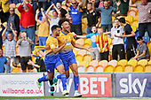 Mansfield Town v Luton Town 260817