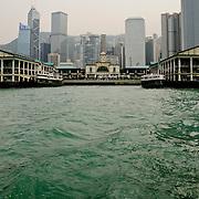 Central Pier, Hong Kong Island, Hong Kong, China, East Asia