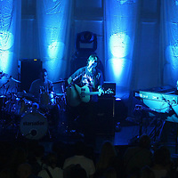 17.9.2003.  Starsailor in concert at the Aberfeldy Town Hall.<br />