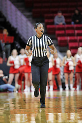 NORMAL, IL - December 04:  Kayla Maxey during a college women's basketball game between the ISU Redbirds  and the Austin Peay Governors on December 04 2018 at Redbird Arena in Normal, IL. (Photo by Alan Look)