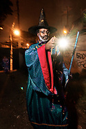 Sociology professor Edson Fabiano is part of the group of the Witches of Acapu, in Marechal Hermes; North Zone of Rio de Janeiro