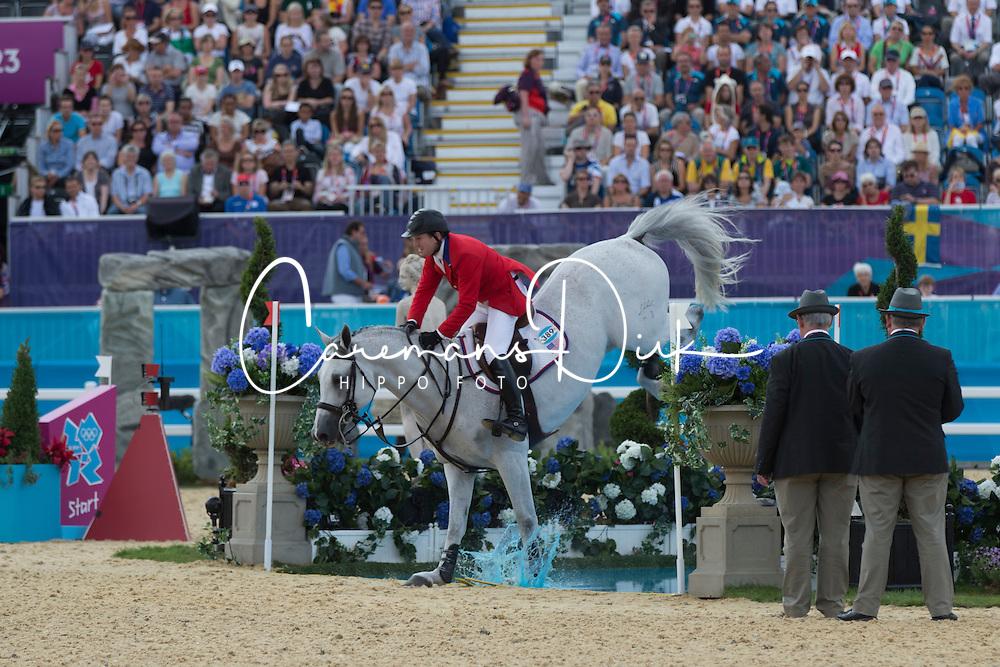 Ward Mclain (USA) - Antares F<br /> Olympic Games London 2012<br /> © Dirk Caremans