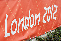 Signs at the 2012 London Summer Paralympic Games